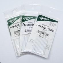 Parachute Post 3/16 White