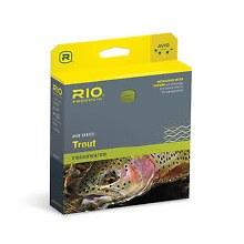 RIO Avid Trout WF8F P. Yellow