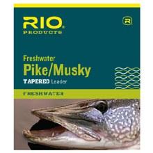 RIO Pike Leader 7.5' 30lb clip