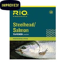 RIO Salm/Steel Leaders 12lb 3P