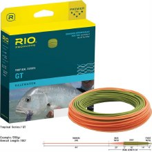 RIO Tropical GT Fly Line 550gr