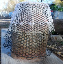 Rising Net Bag Brookie Clear