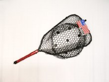 Rising Stubby Lunker Net Two-T