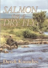 Salmon On A Dry Fly