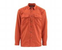 Simms Coldweather Shirt SOrg M