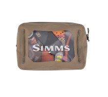 Simms Dry Creek Gear Pouch Tan