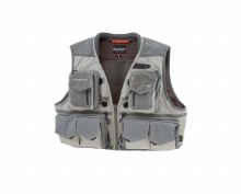 Simms Guide Vest Steel Medium