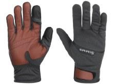 Simms Ltwt Wool Flex Glove L