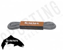 Simms Replacement Laces Pewter