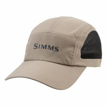 Short Bill Microfiber Cap