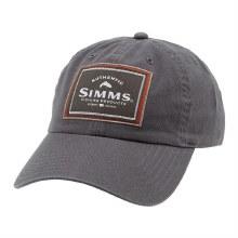 Simms Single Haul Cap Gunmetal