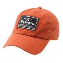 Simms Single Haul Cap Orange