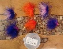 Steelhead/Salmon fly 6 for 12