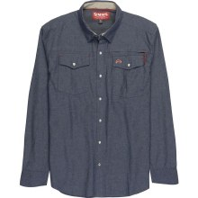 Stillwater Chambray LS S