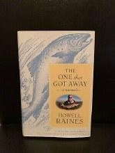 The One That Got Away-A Memoir