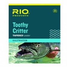 Toothy Critter Leader30lb Clip