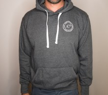Trout of Alberta Hoody Small