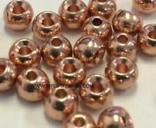 """Tungsten Beads - Copper 1/16"""""""