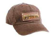 Winston Bamboo Hat Choc