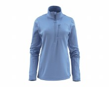 Women's Fleece Midlayer Teal E