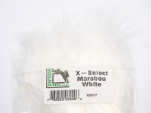 X - Select Marabou White