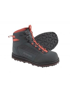 Tributary Boots 7 Rubber Crbn