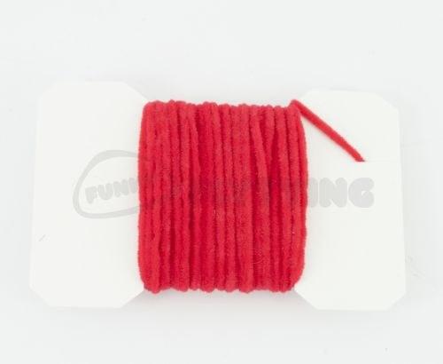 Ultra Chenille Micro Fl Red