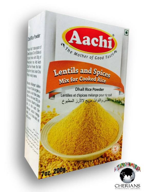 AACHI DHAL RICE PDR 200GM
