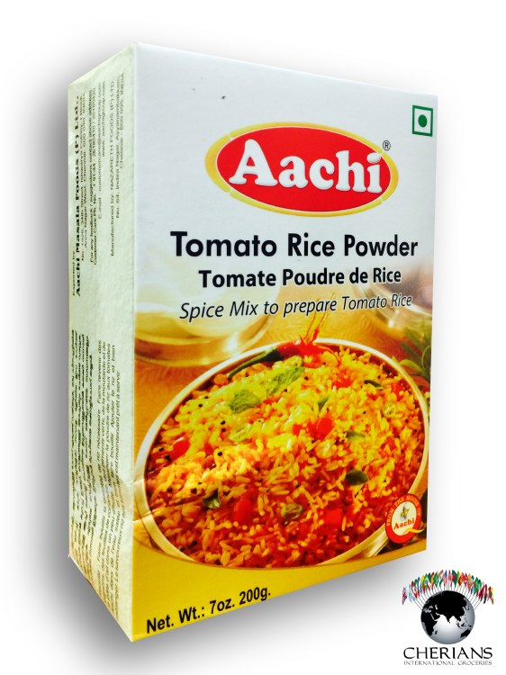 AACHI TOMATO RICE PDR 200GM