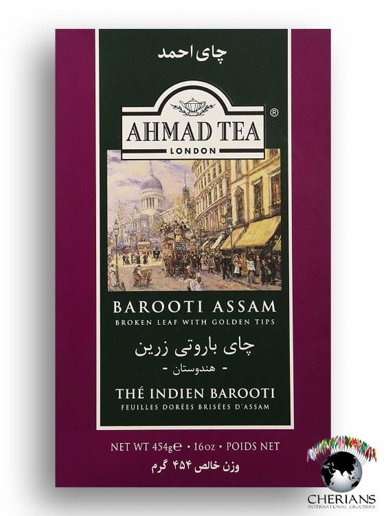 AHMAD BAROOTI ASSAM TEA 454GM