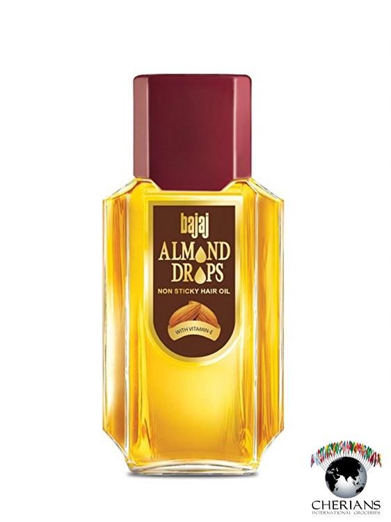 BAJAJ ALMOND DROPS OIL 200ML
