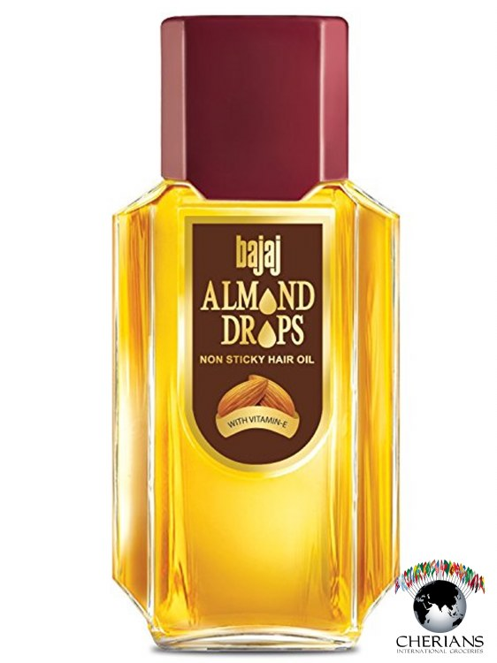 BAJAJ ALMOND DROPS OIL 500ML