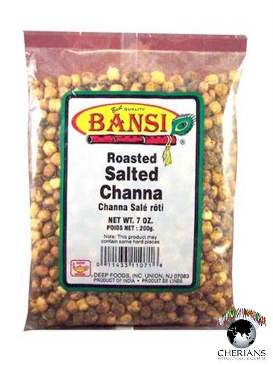 BANSI ROASTED SALTED CHANNA 200G