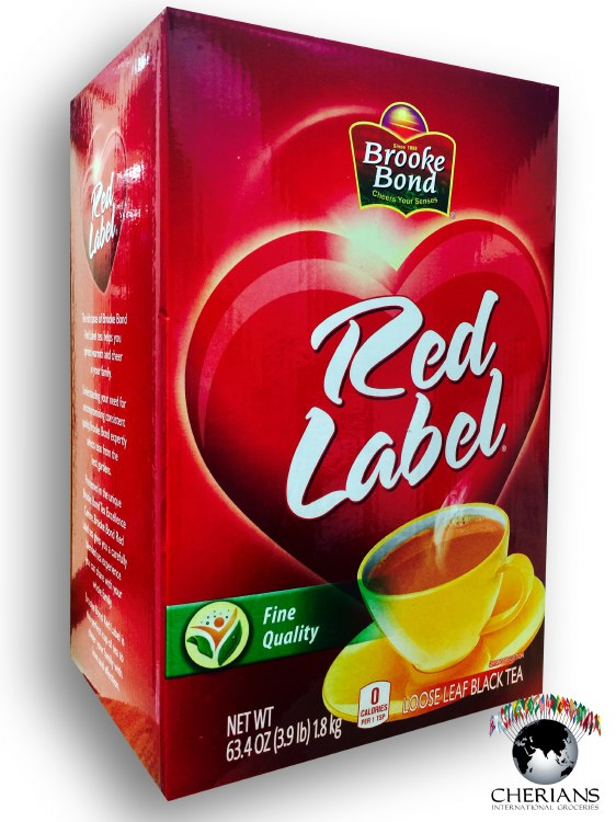 BB RED LABEL TEA 1800GM