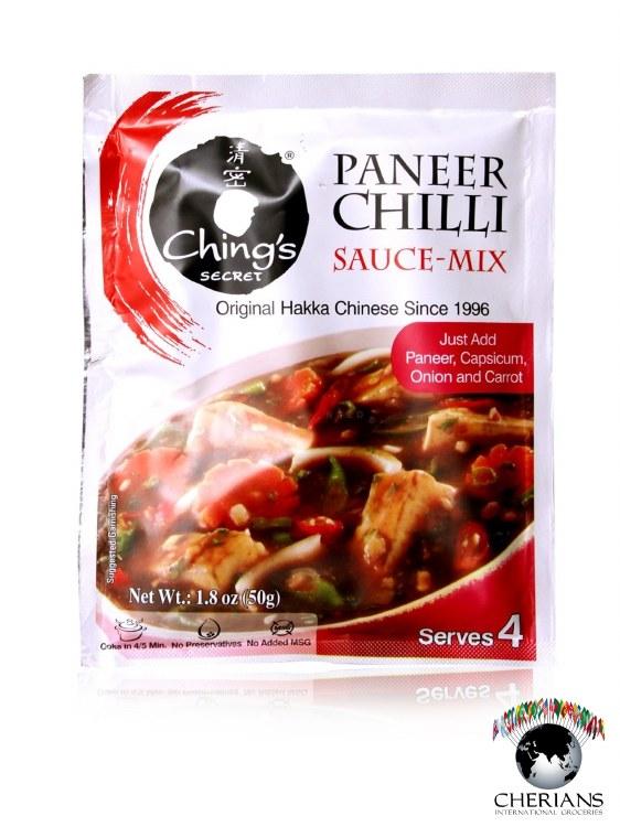 CHINGS PANEER CHILI SAUCE 51GM