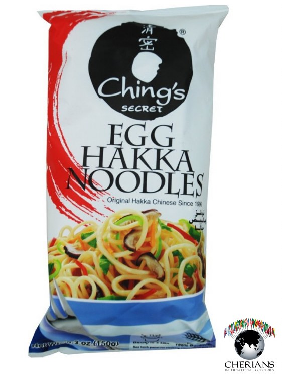 CHINGS EGG NOODLES 150GM
