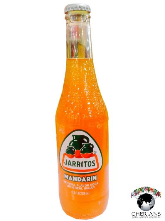 JARRITOS MANDARIN SODA 370ML
