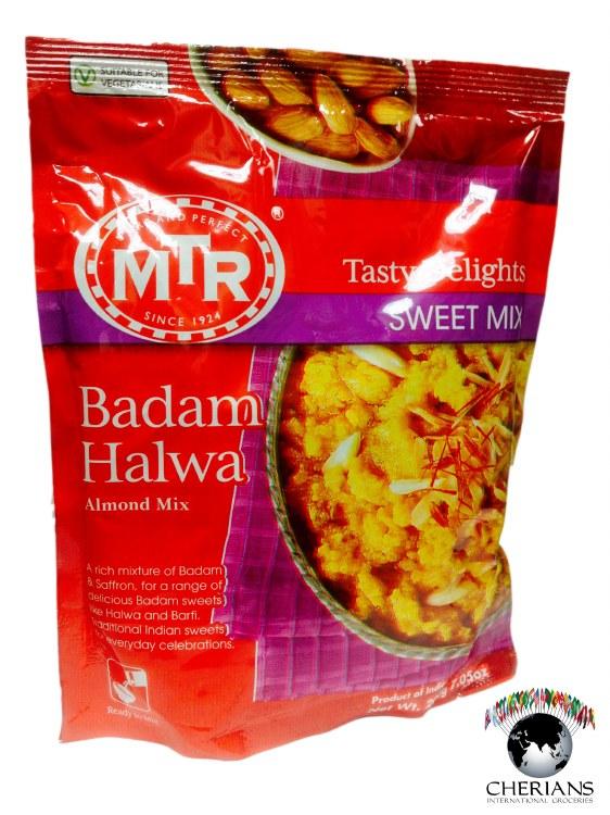 MTR BADAM HALWA-ALMOND MIX 200G