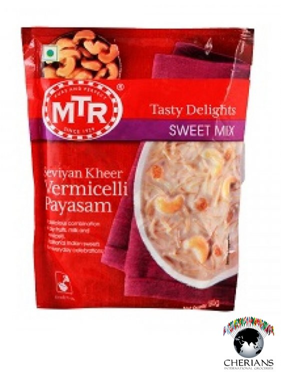MTR VERMICELLI VERMICELLI PAYASAM-SWEET MIX 180G