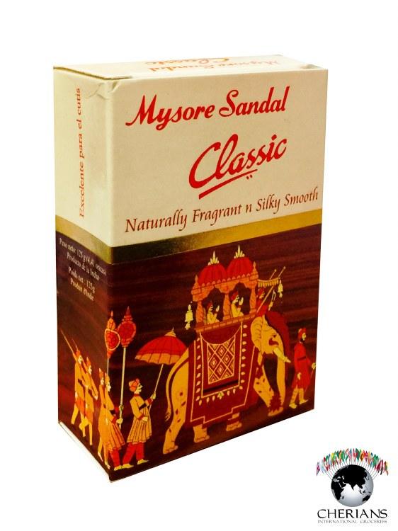 MYSORE SANDAL CLASS SOAP 125GM