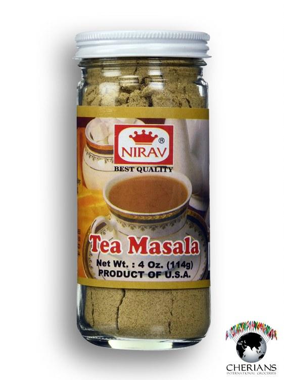 NIRAV TEA MASALA 4OZ