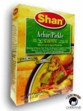 SHAN ACHAR/PICKLE MIX 100G