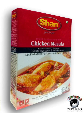 SHAN CHICKEN MASALA 50G