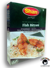 SHAN FISH BIRYANI 50G
