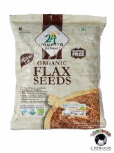 24 MANTRA ORGANIC FLAX SEEDS 7 OZ