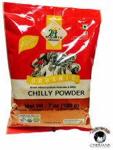 24 MANTRA ORGANIC CHILLY POWDER 7 OZ
