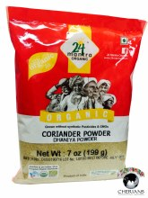 24 MANTRA ORGANIC CORIANDER POWDER 7 OZ