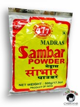 777 MADRAS SAMBAR POWDER 500G
