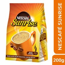 NESCAFE SUNRISE COFFEE 200G