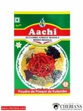 AACHI KULAMBU CHILLY MAS 200GM